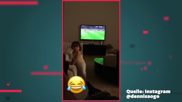 Aogo-Tochter glaubt, Papa spielt Champions League |Bundesliga-News