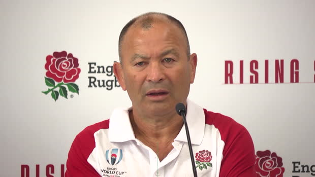 Rugby : Angleterre - Jones refuse d'évoquer la non-sélection de Ben Te'o