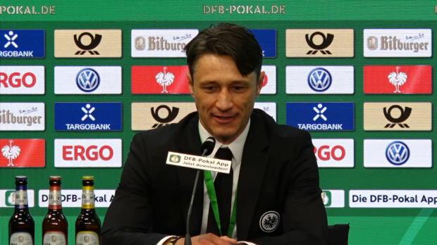 """Kovac: """"Haben alles aus uns heraus geholt"""""""