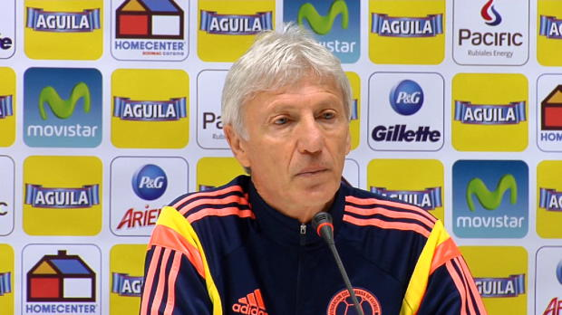 Amical - Colombie, Pekerman : 'On attend de voir pour Falcao'