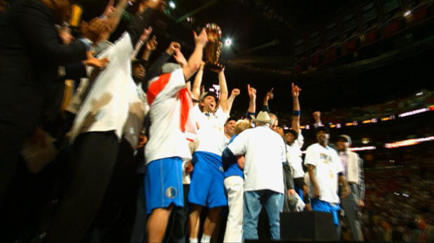 Playoff-Memories: Silke Nowitzki und die Finals 2011
