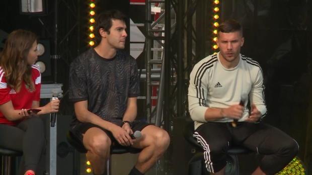 Podolski vor Finale: So fühlt sich WM-Titel an