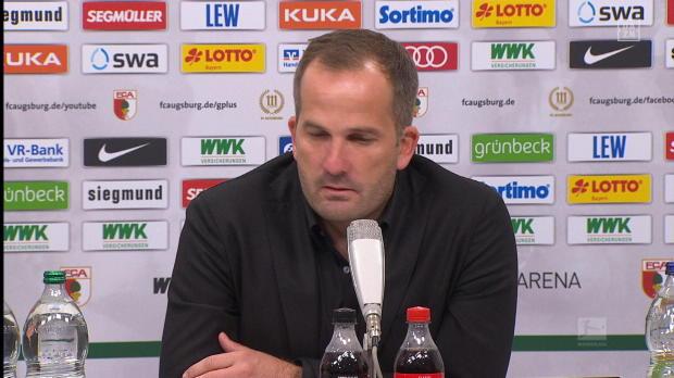 """Baum hadert: """"Jeder Zweikampf abgepfiffen"""""""