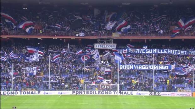 Sampdoria - Inter Mailand