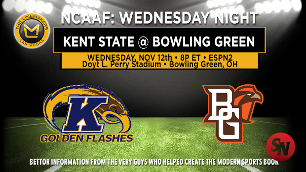 Kent State Golden Flashes @ Bowling Green Falcons