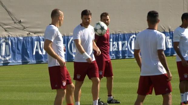 Ribery, Robben, Alonso: Kampf um Verträge