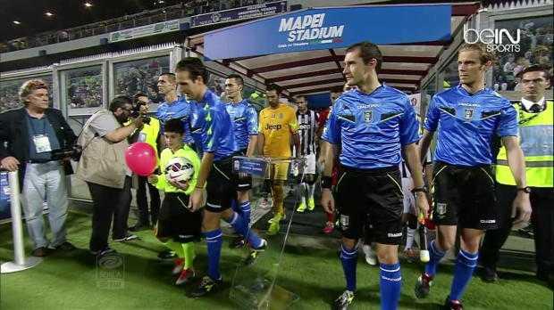 Serie A : Sassuolo 1-1 Juventus