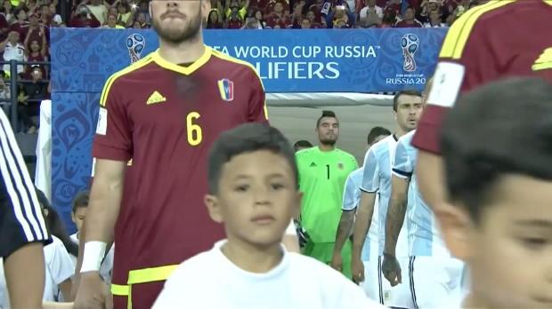 Venezuela - Argentinien