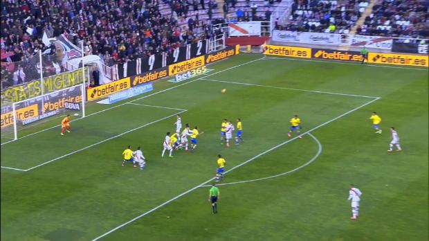 LaLiga Round 23: Rayo Vallecano 2-0 Las Palmas