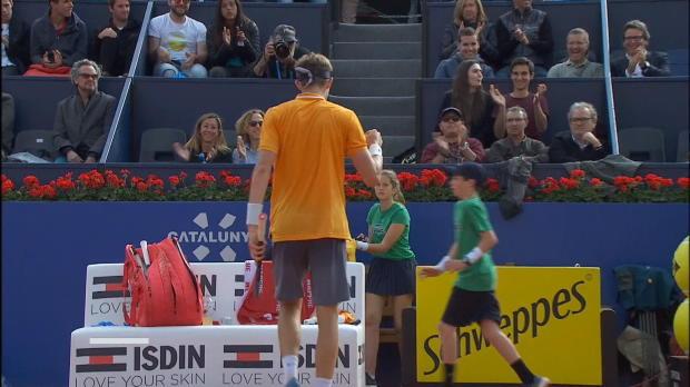 Tennis : Barcelone - Zverev éliminé d'entrée !