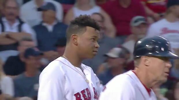 Red Sox vs. Cardinals: Acht Runs in einem Inning