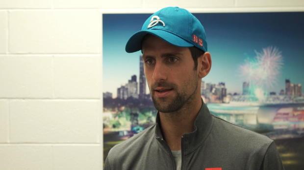 """Australian Open: Djokovic hat """"Gänsehaut"""""""