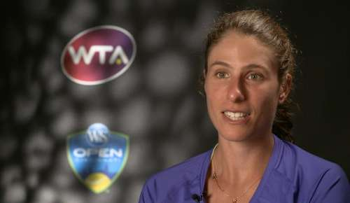 Konta Interview: WTA Cincinnati 2R
