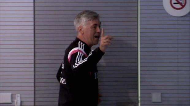 """Ancelotti gefeuert! Perez: """"Kein böses Blut"""""""
