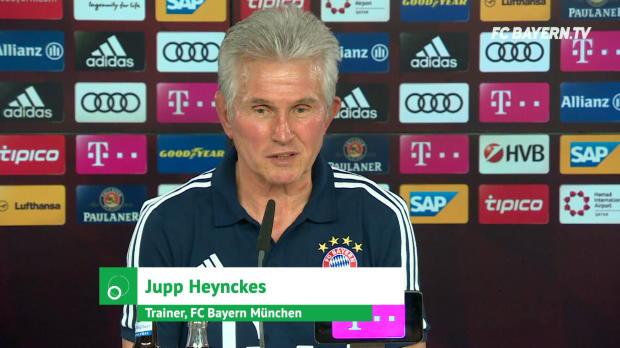 "Heynckes will Job ""mit Erfolgen bestätigen"""