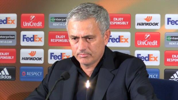 """Mourinho nach Fenerbahce-Pleite: """"Verdient!"""""""