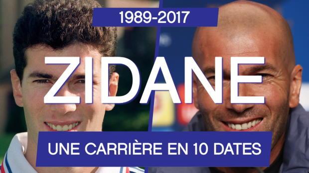 Real Madrid ? Zidane, 45 ans et toujours au top !