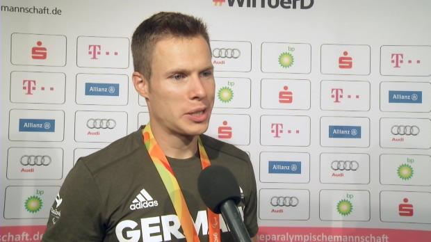 """Paralympics: Rehm: """"Spiele waren unglaublich"""""""