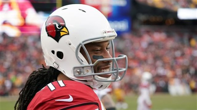 Larry Fitzgerald will return to Cardinals for 2018 season