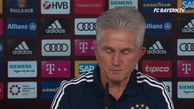 Heynckes: Wahnsinnig kompetitives DFB-Team