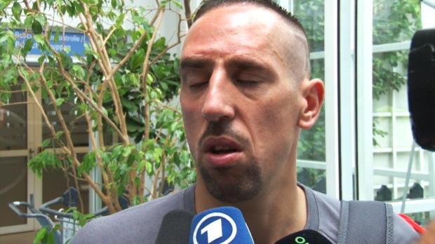 """Ribery: """"Boateng ist wie eine Maschine"""""""