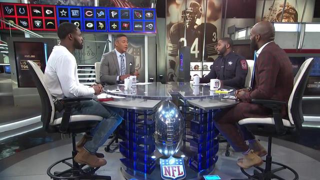Torrey Smith explains how the Players Coalition is helping community relations with police