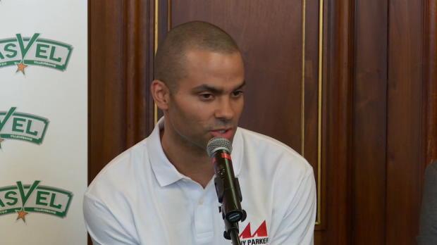 Basket : Spurs - Parker donne des nouvelles de sa blessure