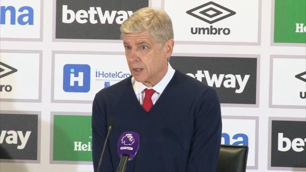 """Wenger lobt """"Killerinstinkt"""" von Sanchez"""