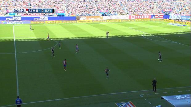 LaLiga Round 36: Atletico Madrid 1 - 0 Rayo