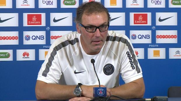 PSG - Blanc : 'L'entra�neur est d�pendant des r�sultats'