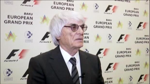 """Ecclestone: """"Baku wird uns stolz machen"""""""