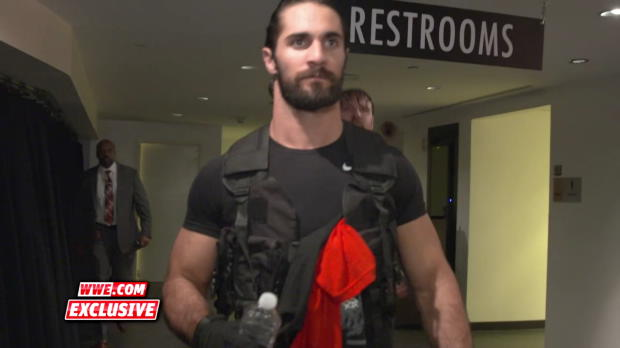 Go behind the curtain as The Shield enter the Toyota Center for Survivor Series: WWE.com Exclusive, Nov. 19, 2017