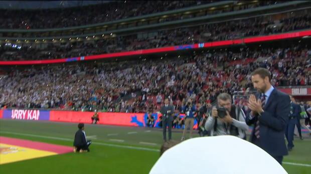 UEFA Nations League: England - Spanien | DAZN Highlights