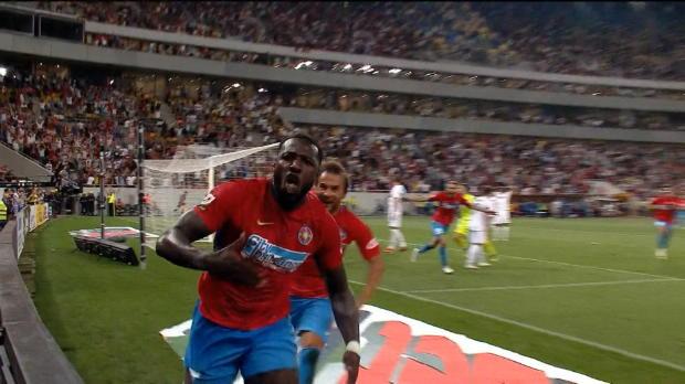 3e tour préliminaire - Le Steaua arrache sa qualification grâce à un Français
