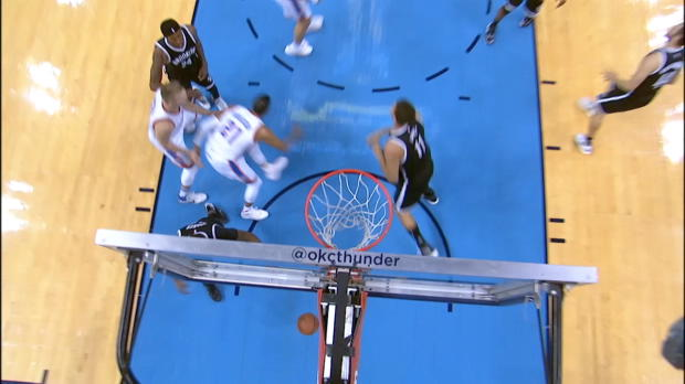 Dunk of the Night - Andre Roberson