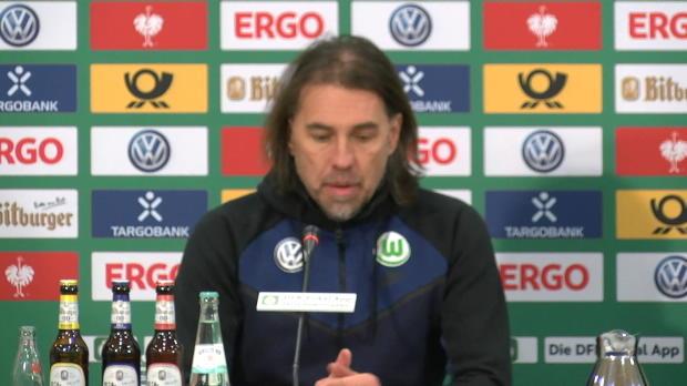 Schmidt nach Pokal-Aus: Konzentration auf Liga