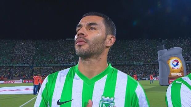 L'Atletico Nacional a pris mercredi une petite option sur la qualification en finale de la Copa Sudamericana en s'imposant sur sa pelouse face à Sao Paulo. Luis Carlos Ruiz est l'unique buteur de cette rencontre (1-0).