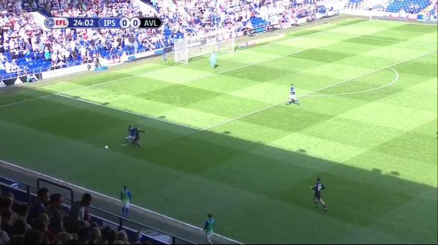 Ipswich - Aston Villa