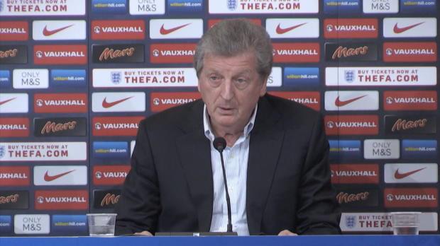 "England: Hodgson: ""Kane verdient die Chance"""