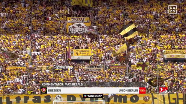 Dynamo Dresden - 1. FC Union Berlin