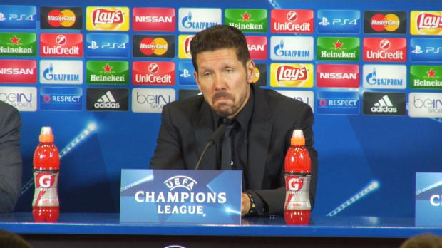 Simeone hadert mit Chancenverwertung