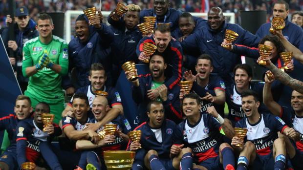 CDL - Finale, Le 1er titre du PSG cette saison