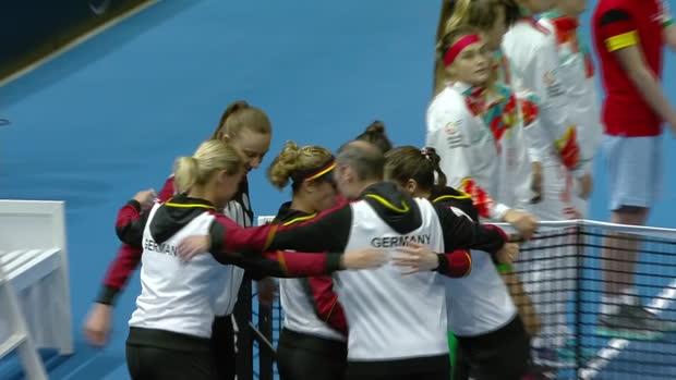 Fed Cup: Deutschland - Weißrussland (Tag 2)