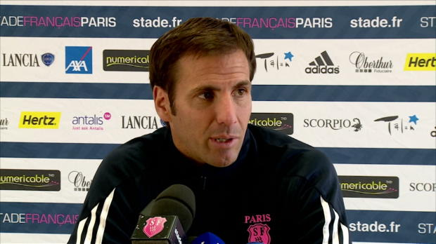 Top 14 - Stade Fran�ais : Quesada : 'Inu : Au plus tard la semaine prochaine'