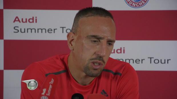 Ribery: Meine Beziehung zu Alaba ist speziell