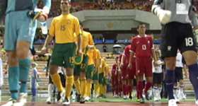 Take a look at some of the recent history between Australia and Thailand as they prepare to meet in World Cup qualifying.