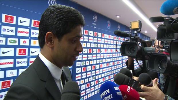 """Foot : PSG - Al-Khelaïfi : """"On a retrouvé le niveau du PSG"""""""