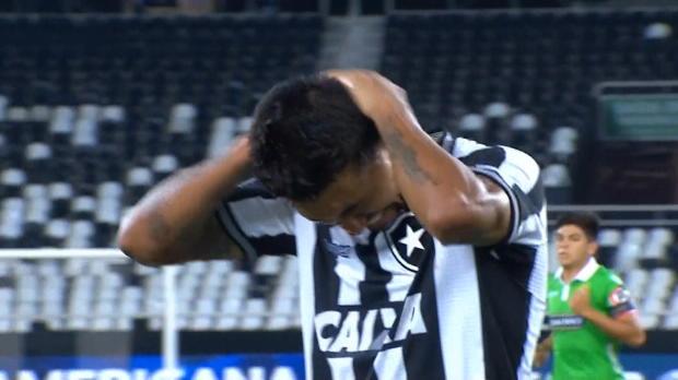 Copa Sudamericana: Ojemine! Botafogo kläglich