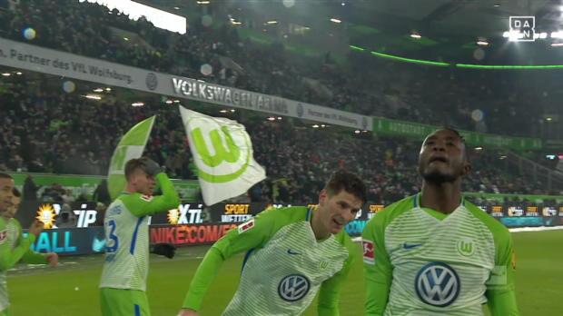 VfL Wolfsburg - Borussia M'gladbach