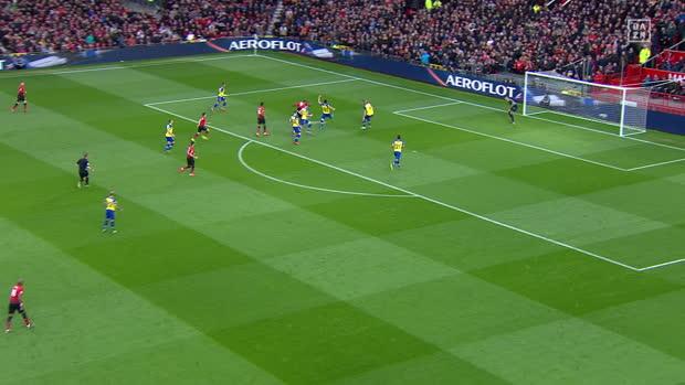 Premier League: Man United - Southampton   DAZN Highlights